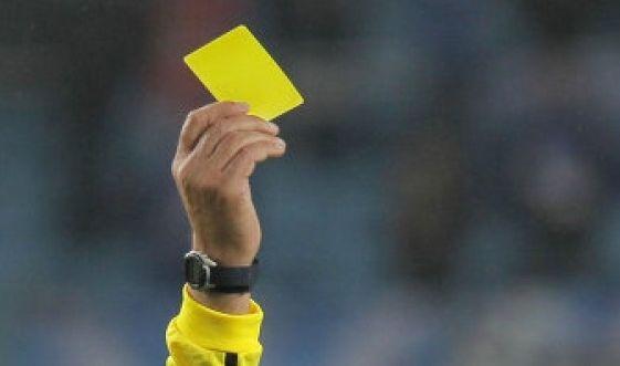 желтые карточки в футболе