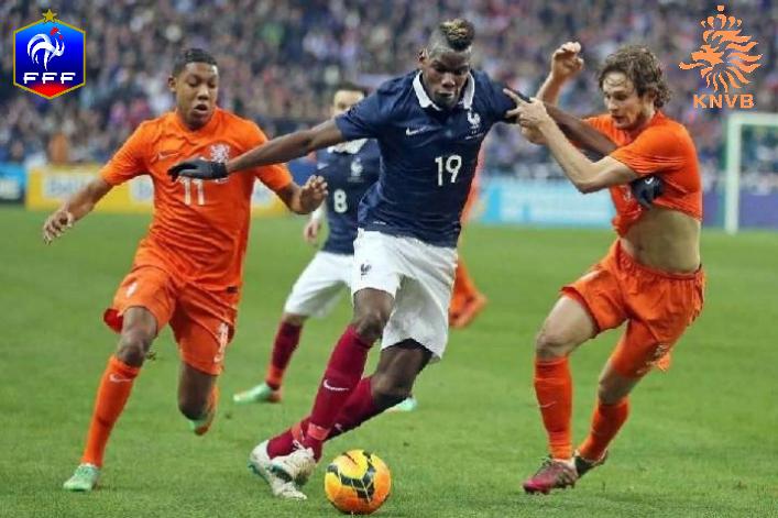 Матч Франция Нидерланды Лига Наций