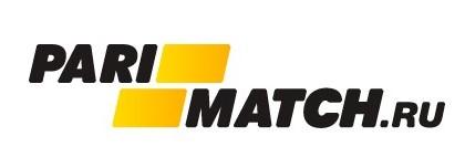 """Логотип букмейкерской конторы """"Пари-Матч"""""""