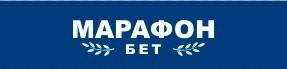 """Логотип букмейкерской конторы """"Марафон"""""""