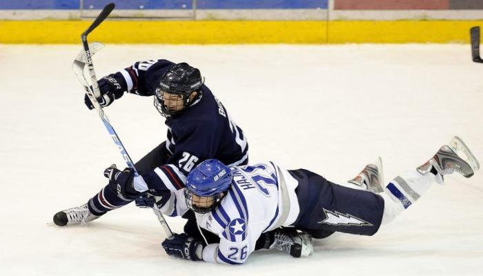 Ставки на хоккей: тотал больше 1,5