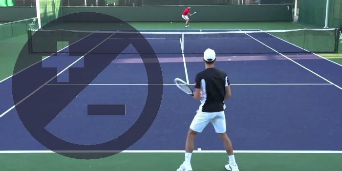 Плюсовые и минусовые форы в теннисе