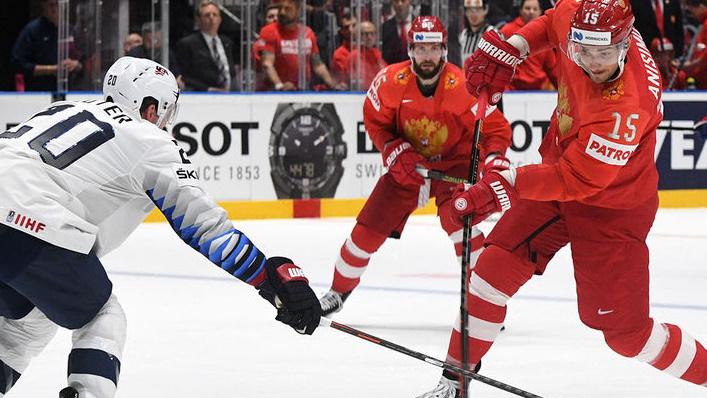 Линия ставок на хоккей: основные позиции в росписи