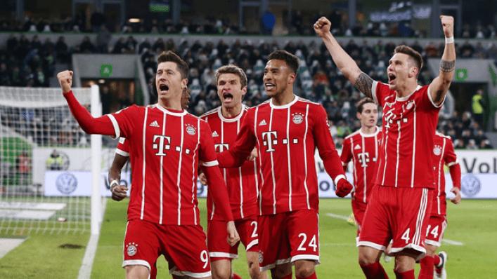 Прогноз матча Бавария-Боруссия Дортмунд, Бундеслига, 9.11.2019