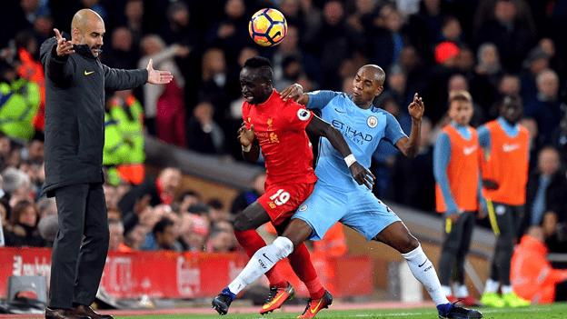 Прогноз матча Ливерпуль - Манчестер сити с кэфами в БК