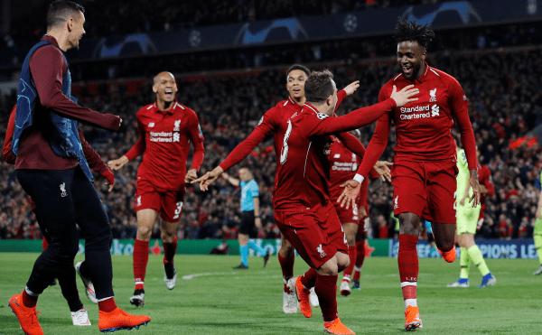 очередная победа ливерпуля