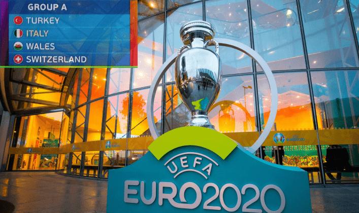 Группа А евро 2020 по футболу