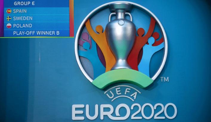 Группа E чемпионат Европы 2020 по футболу