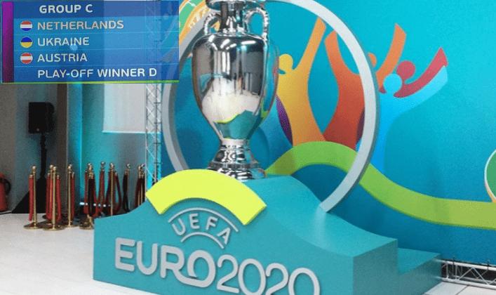 Группа С чемпионат Европы 2020 по футболу