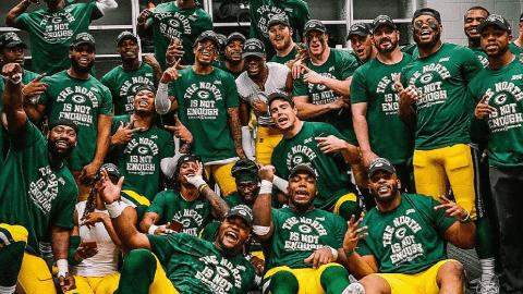 Green Pack Packers американский футбол