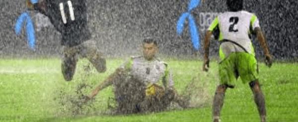 Ставки на половину игры зависят от погодных условий