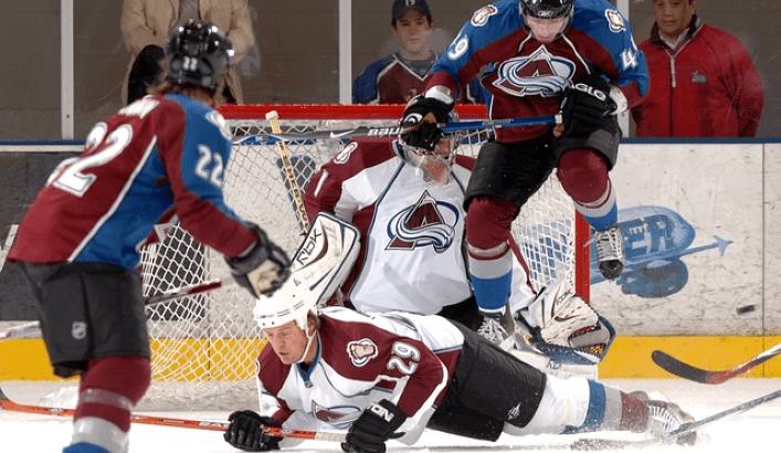 Ставки на матчи НХЛ: экспресс против ничьи