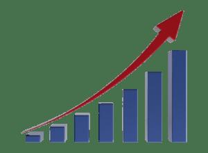 Увеличение ставок при апстрике