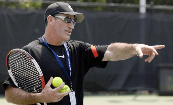 Бред Гилберт - тренер по теннису мирового класса