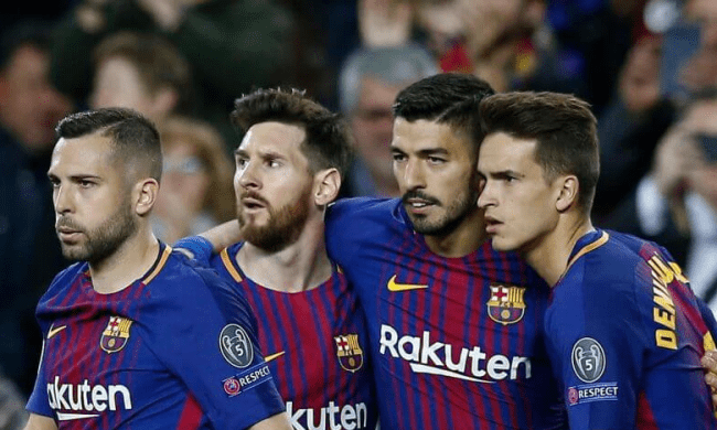 В Лиге чемпионов 2020 «Барселона» еще не проигрывала
