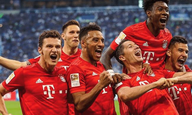 Немцы являются самым результативным клубом нынешней ЛЧ