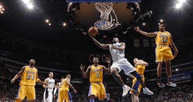 НБА и Европейские лиги для ставок в баскетболе в лайве