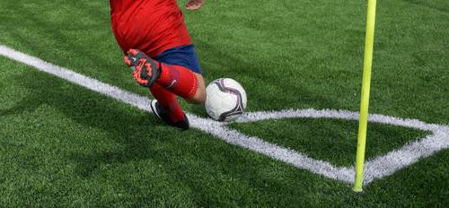 Ординар на угловые в футболе