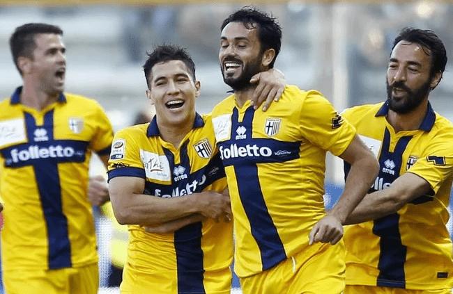 ФК Парма в серии А лиги Италии