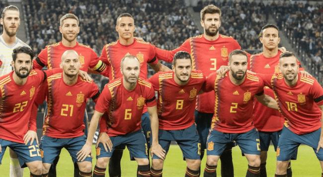 Сборная Испании на ЧМ по футболу
