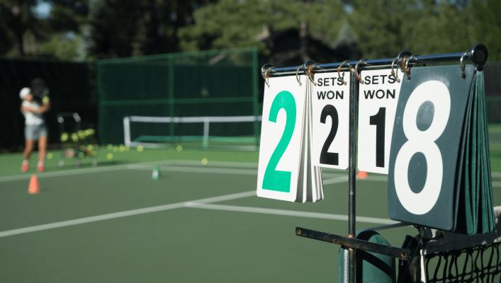 Ставим на точный счет в теннисе